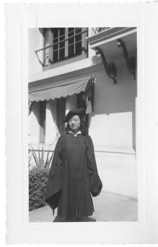 Grace Fuji April 29, 1942