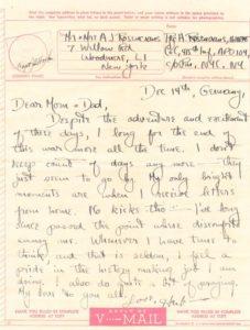 Herb V Mail Dec 14 227x300 - World War II Weekend - HOMAGE FOR THE JEWISH SOLDIER