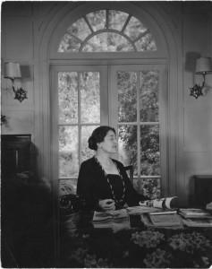 President Reinhardt 1934